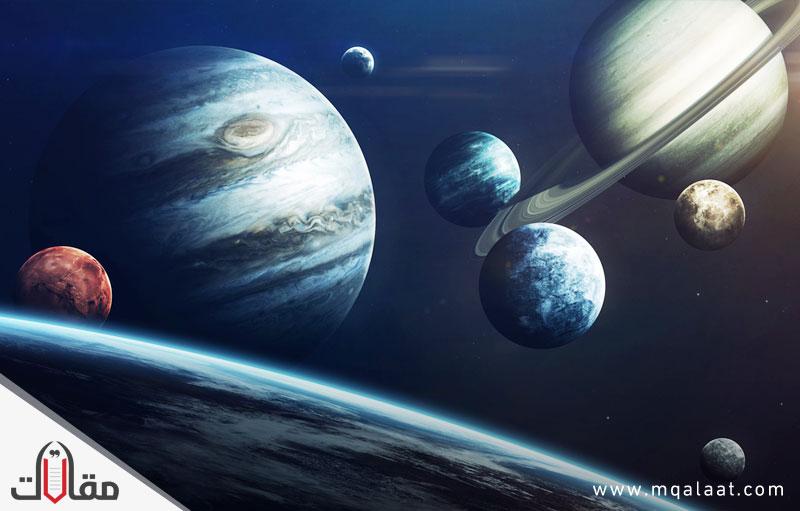 عدد الكواكب