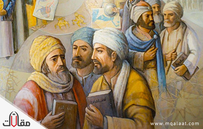 اشهر علماء الفيزياء العرب