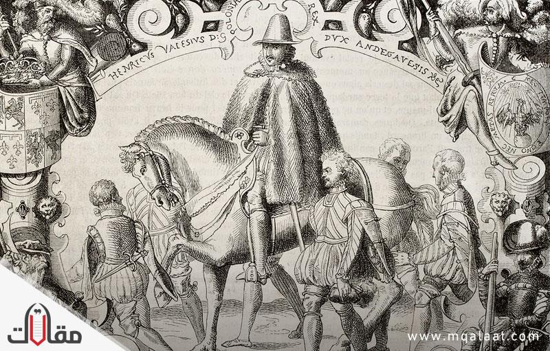 تاريخ انجلترا فى العصور الوسطى