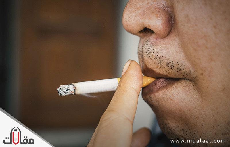 اضرار التدخين الصحية