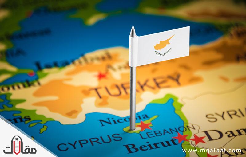 قبرص اين تقع