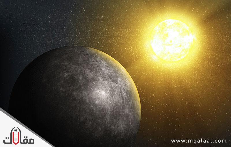 بحث عن كوكب عطارد