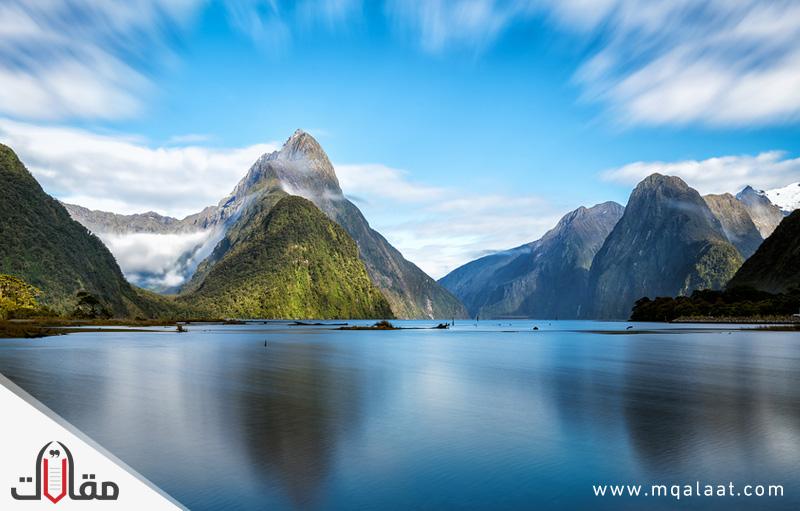 السياحة في نيوزلندا