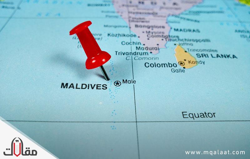 معلومات عن جرز المالديف