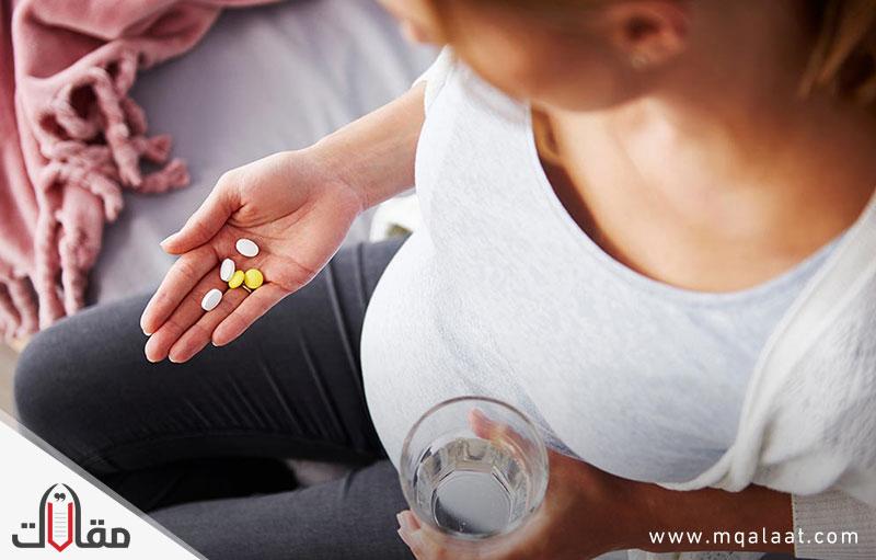 نقص فيتامين د والحمل