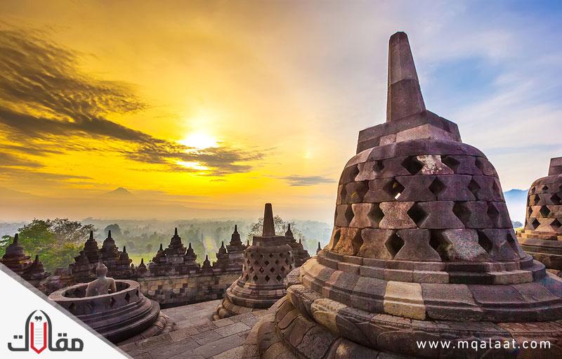 السياحة في اندونيسيا الجبل الاخضر