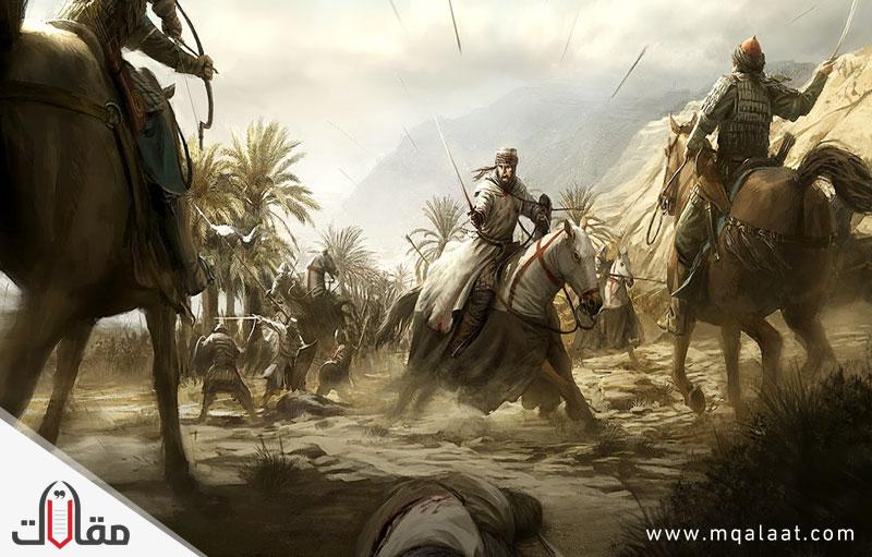 خالد بن الوليد في معركة اليرموك