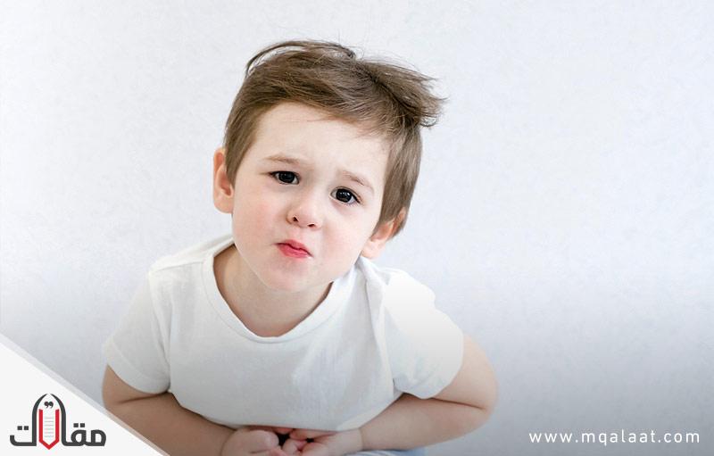 علاج الإسهال عند الأطفال