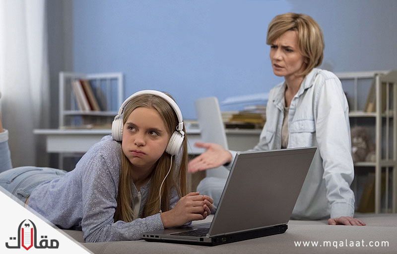 أسباب عقوق الوالدين