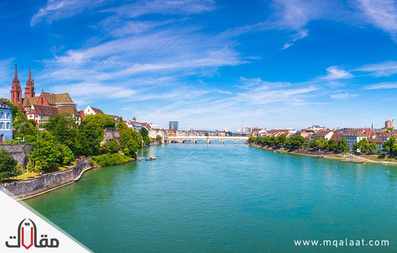 مدن سويسرا السياحية