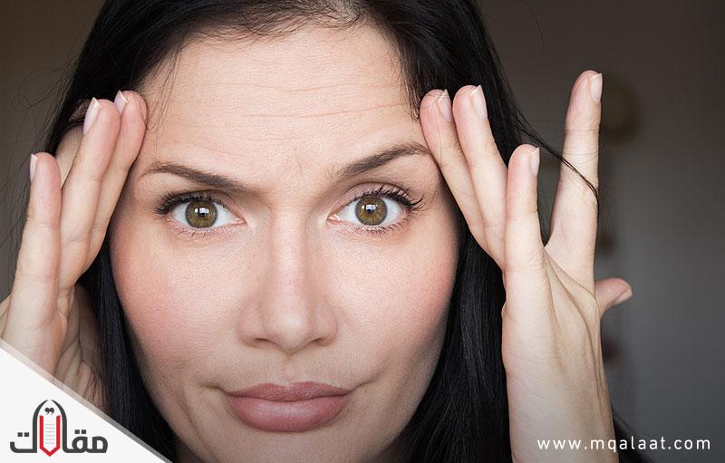 علاج تجاعيد الوجه نهائيا