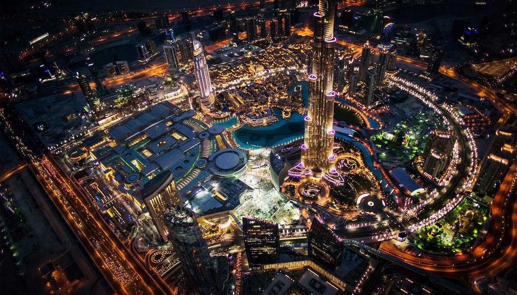 افضل الاماكن في دبي