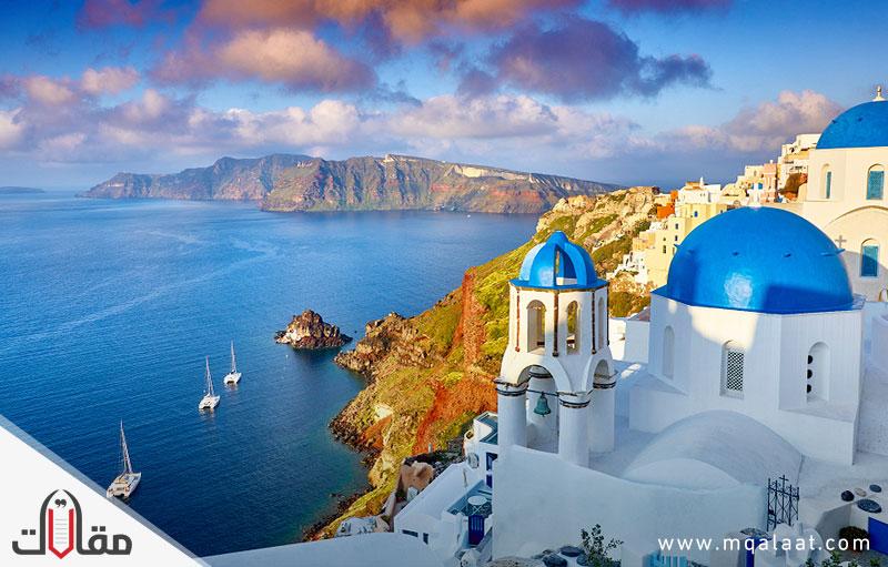سياحة اليونان