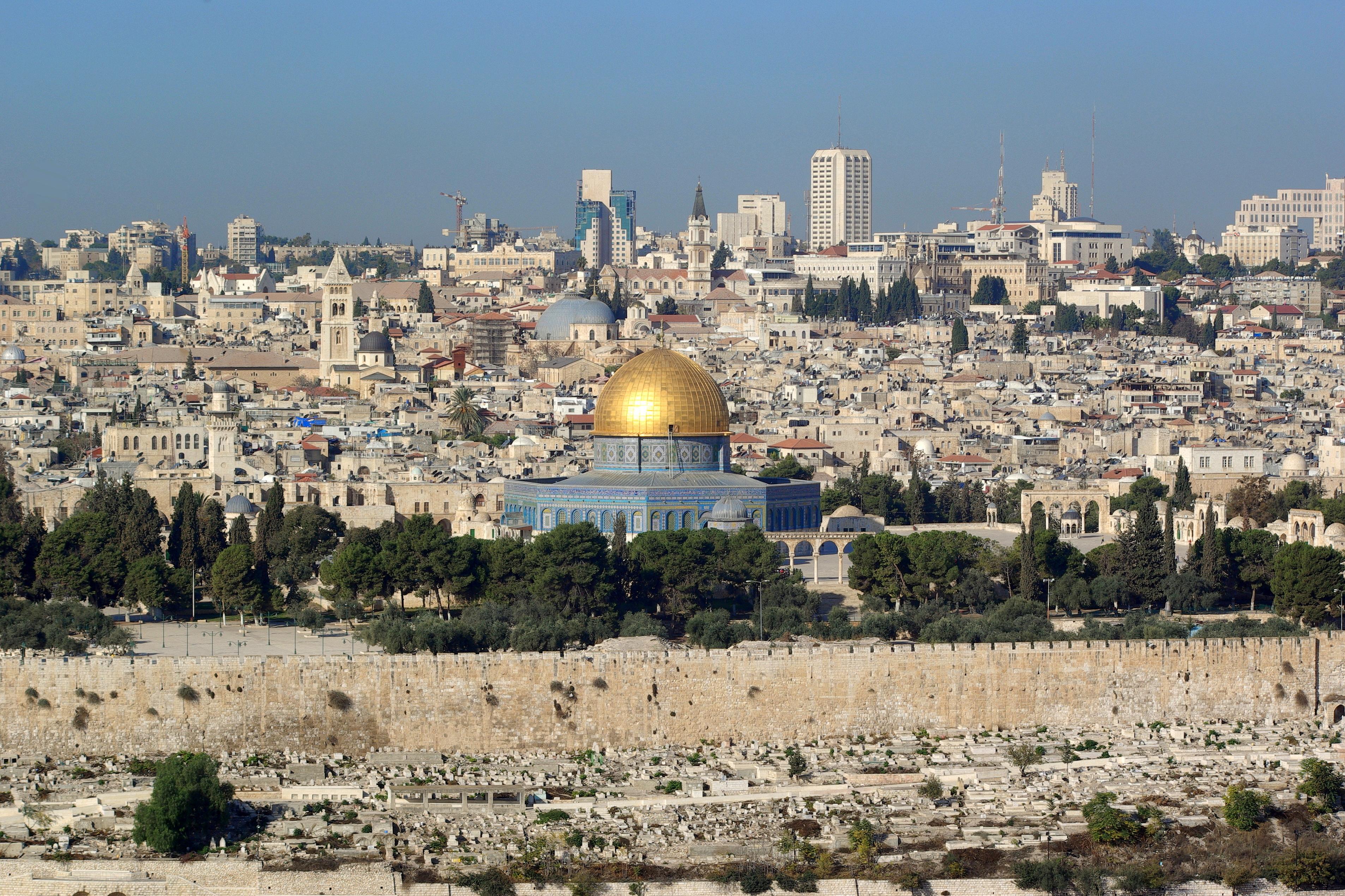 تاريخ القدس عبر العصور