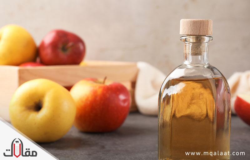 فوائد الخل التفاح