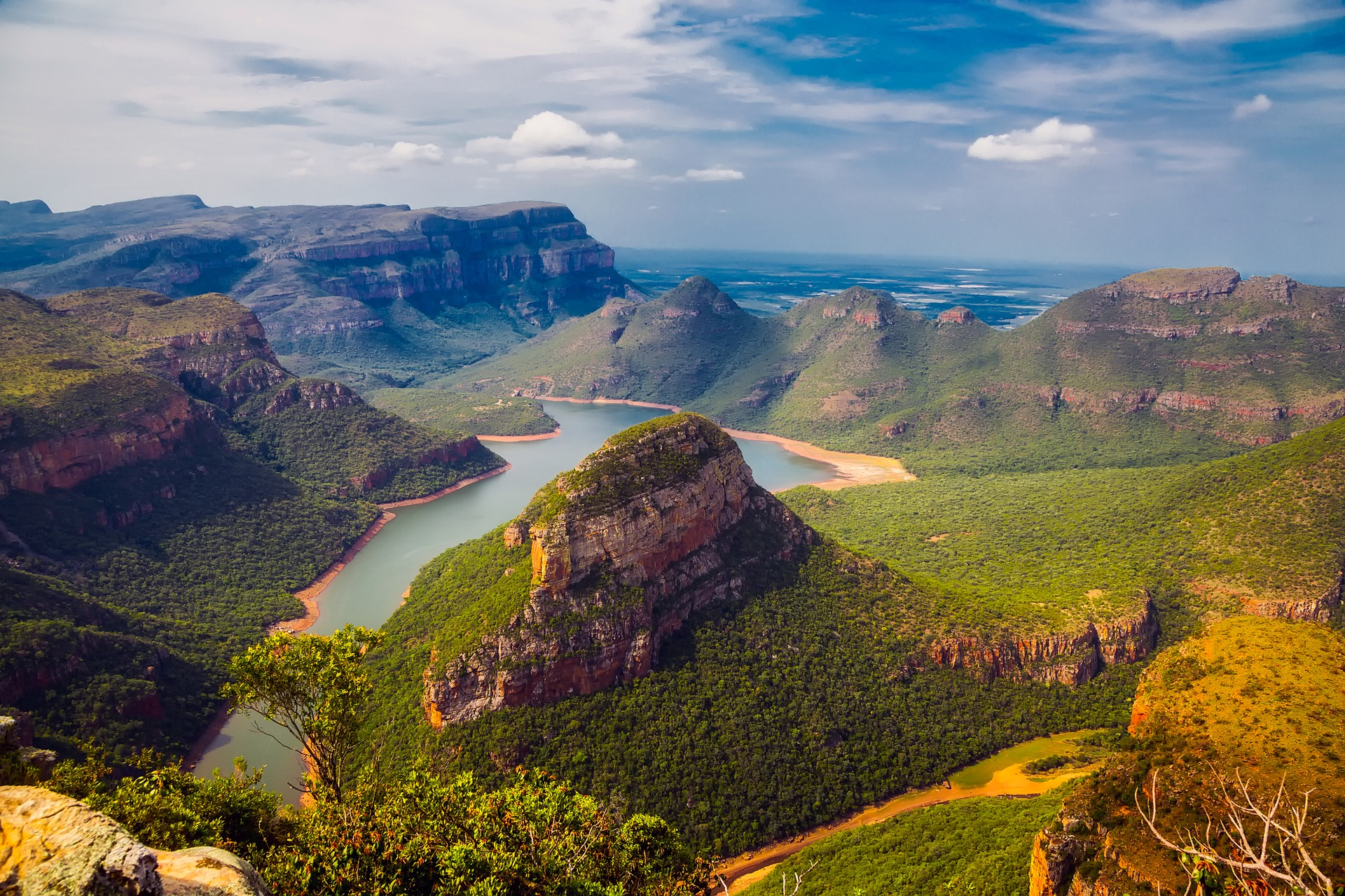 حقائق عن جنوب أفريقيا