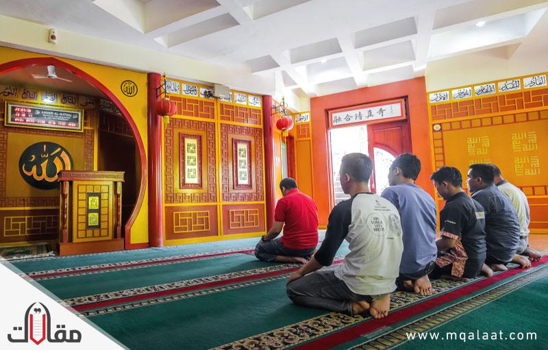 طريقة الوضوء والصلاة
