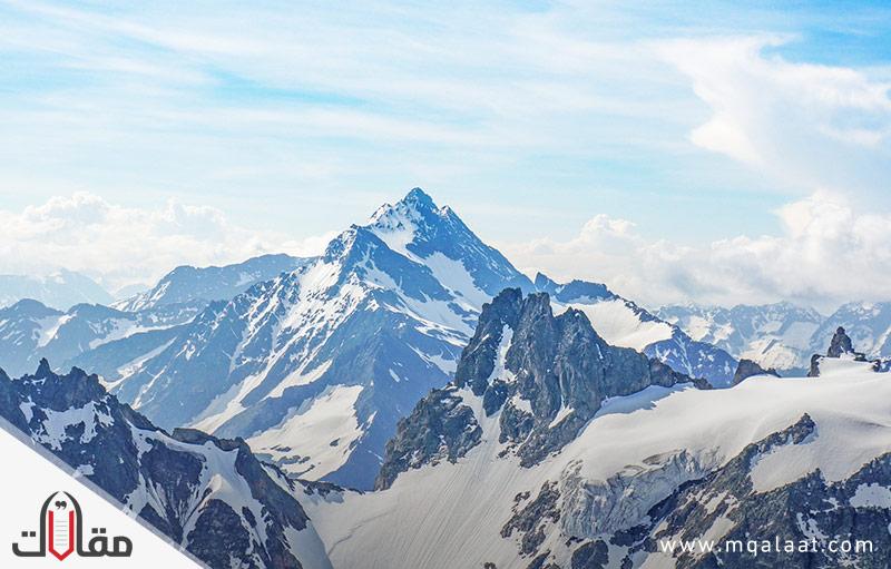 اين تقع جبال الالب موقع مقالات