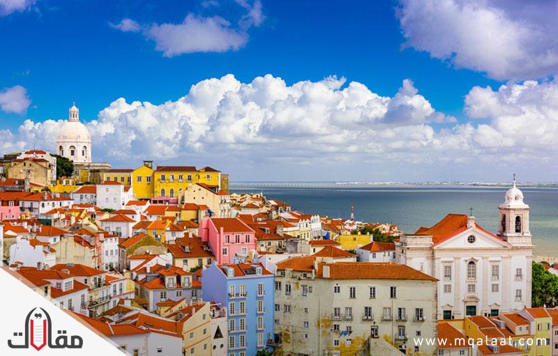 ما هي عاصمة البرتغال