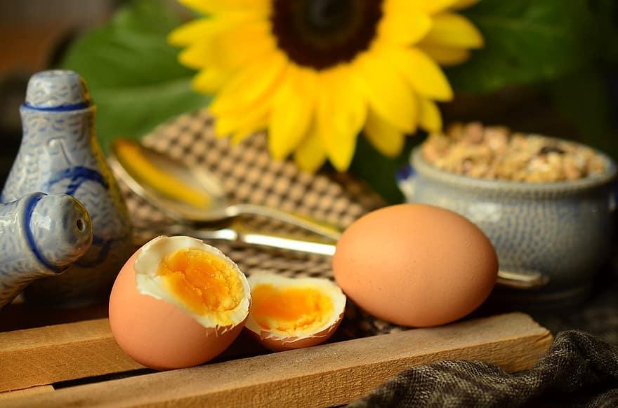 اضرار البيض للشعر