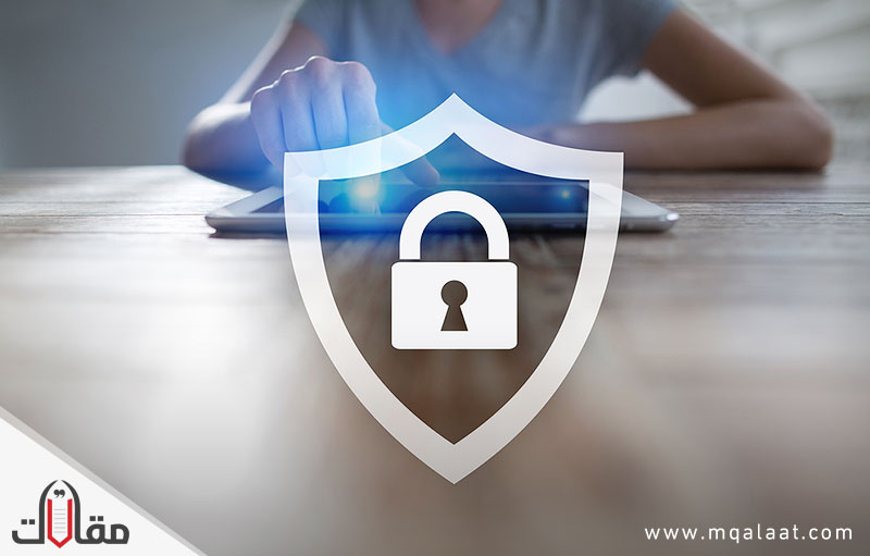 بحث عن امن المعلومات