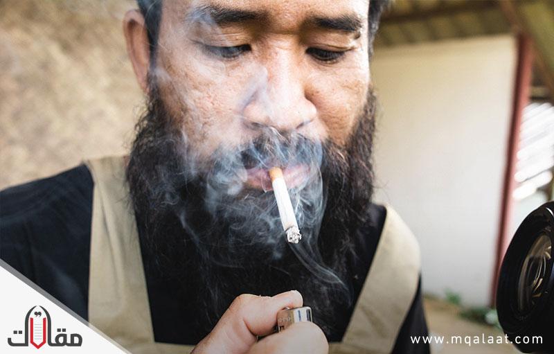 موضوع عن التدخين واضراره