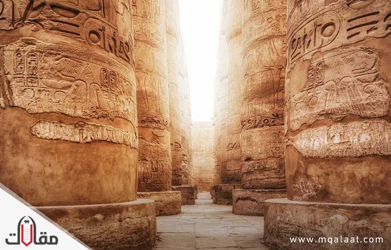 معالم مصر السياحية القديمة والحديثة