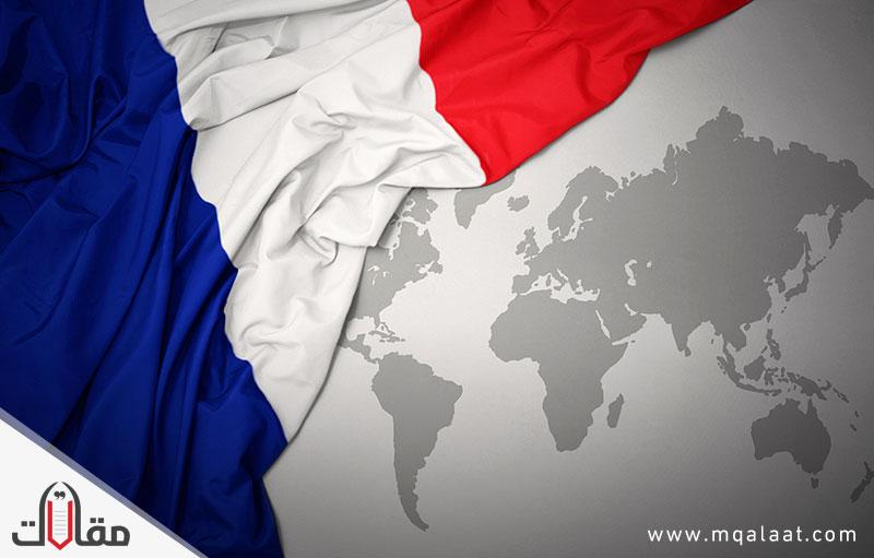 مساحة فرنسا