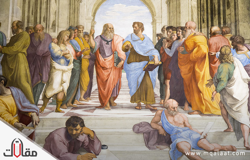فلاسفة اليونان