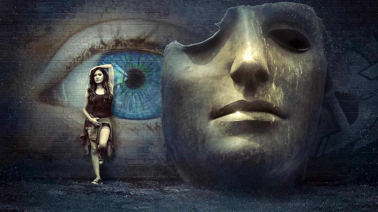 قراءة العيون في علم النفس
