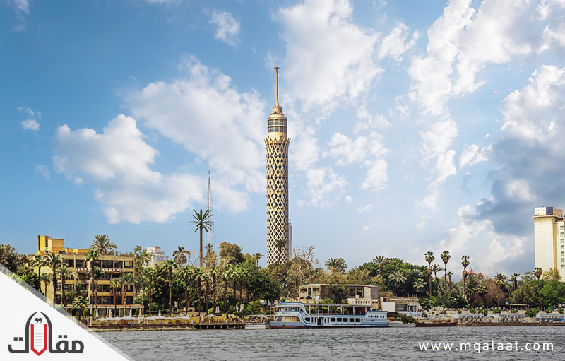 أشهر مدن السياحة في مصر