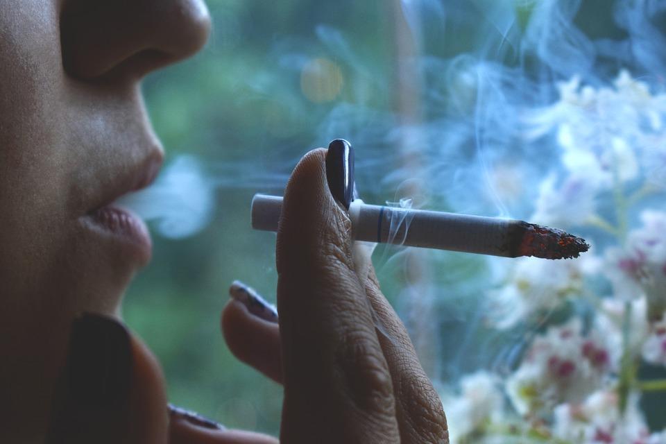 امراض التدخين