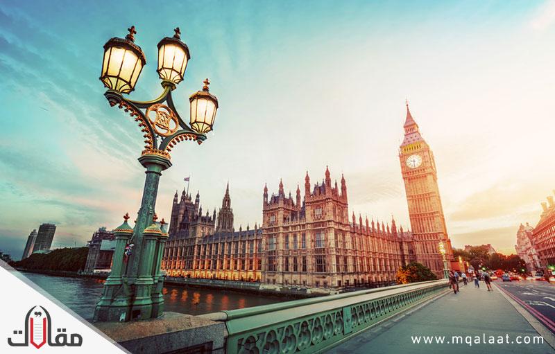 ما هي عاصمة انجلترا موقع مقالات