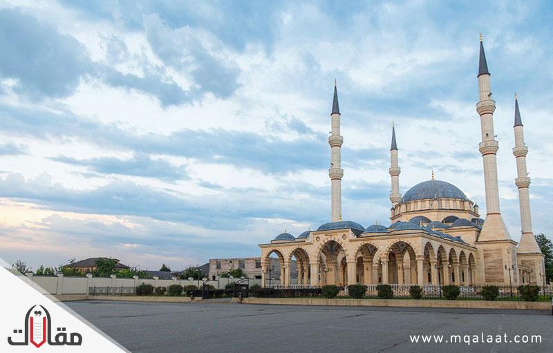 السياحة في الشيشان