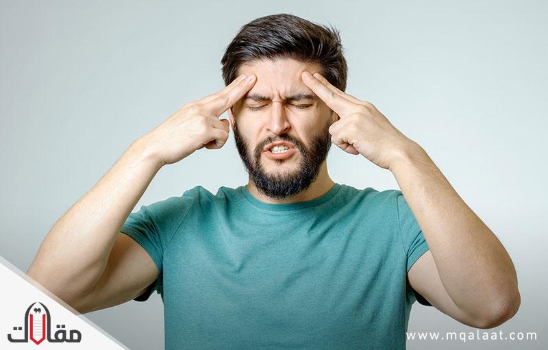 اعراض الضغط النفسي