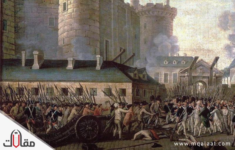 سجن رمز الثورة الفرنسية