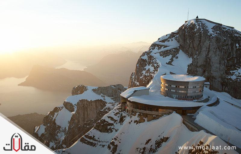 السياحه في سويسرا