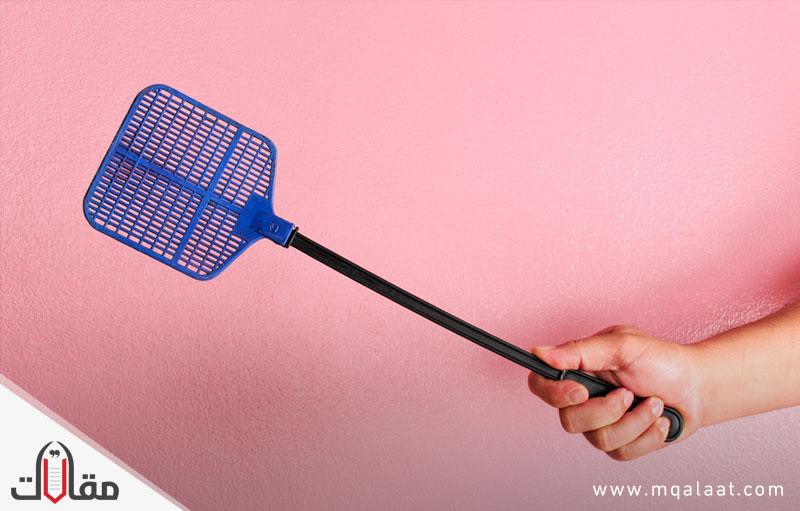 طريقة التخلص من الناموس