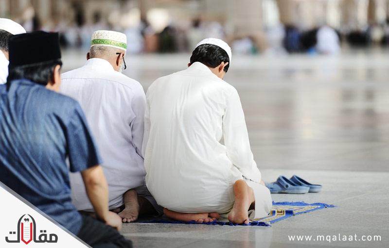 ماهي أركان الصلاة