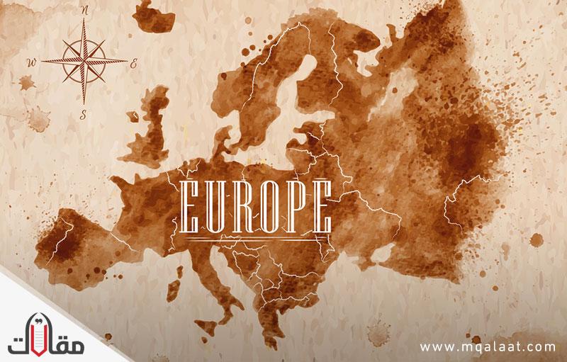 عدد دول قارة اوروبا