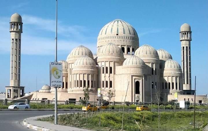 ثاني اكبر مدن العراق سكانا