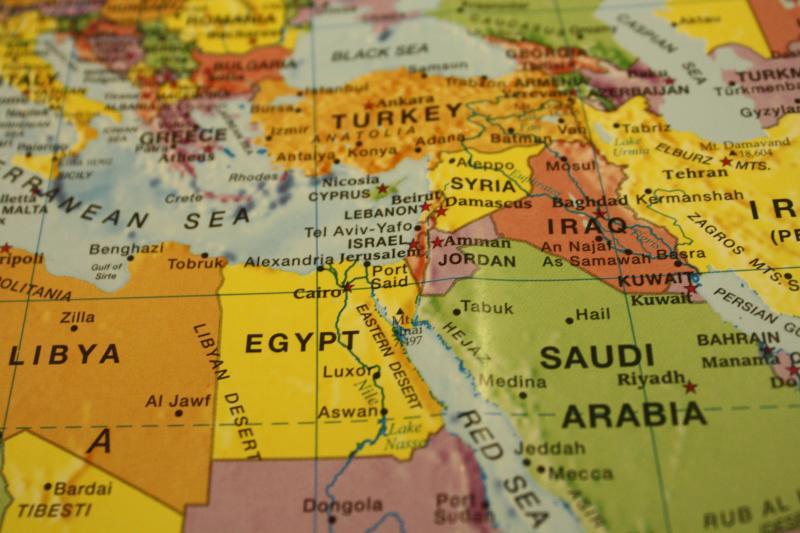 كم مساحة مصر