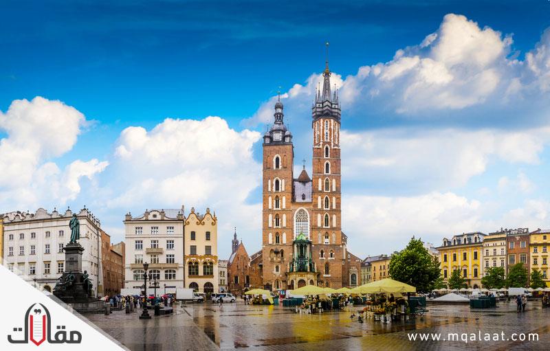 السياحه في بولندا