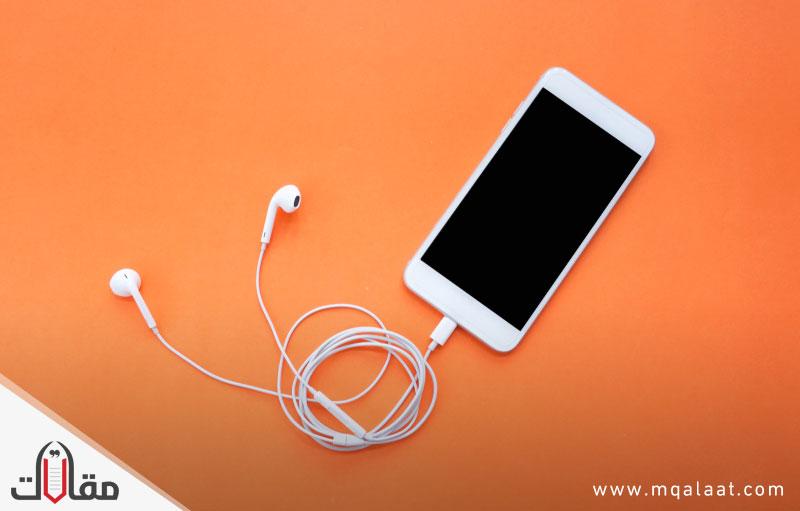 ما هي مكونات الهاتف الذكي