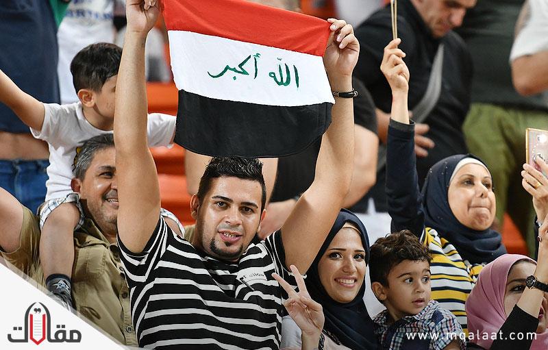 كم عدد سكان العراق