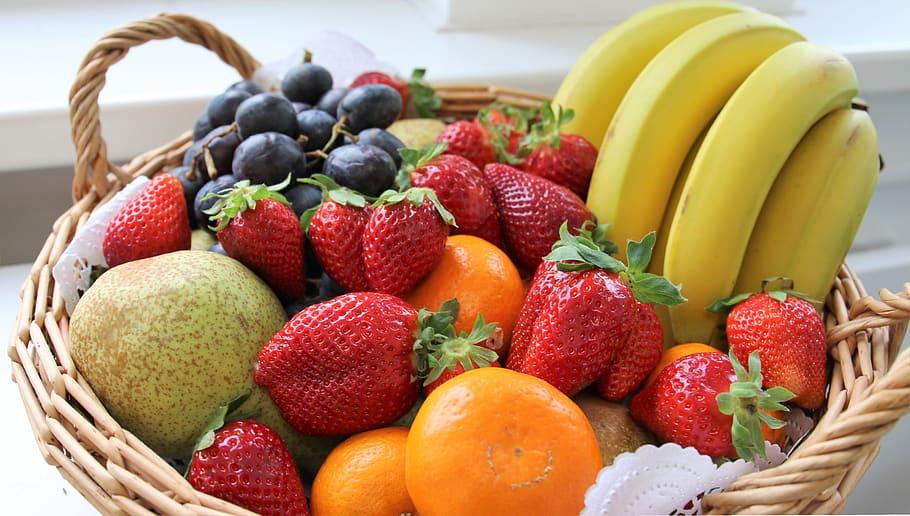 فوائد الفواكه لصحة الإنسان