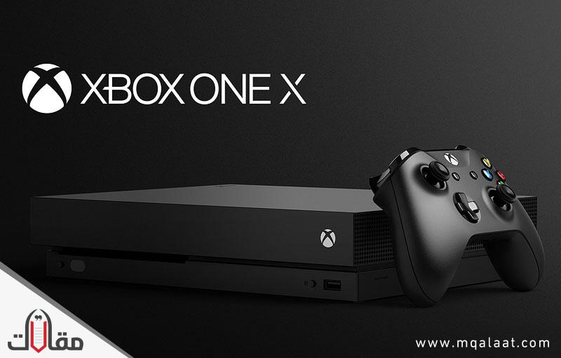 مراجعة أفضل جهاز العاب Xbox One X