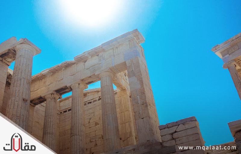 معالم اليونان