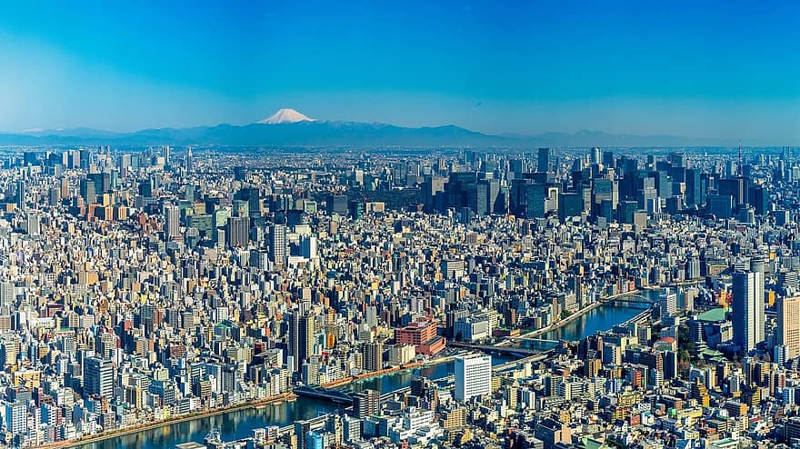 اكبر 10 مدن في العالم