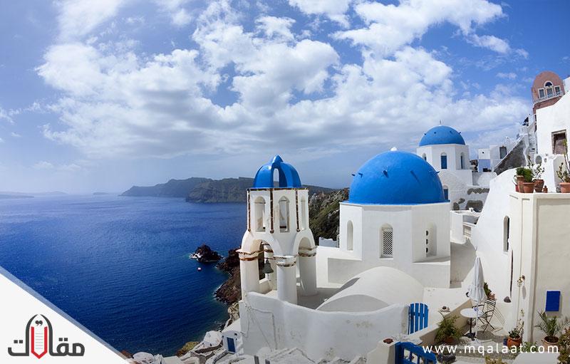 الاماكن السياحية في اليونان